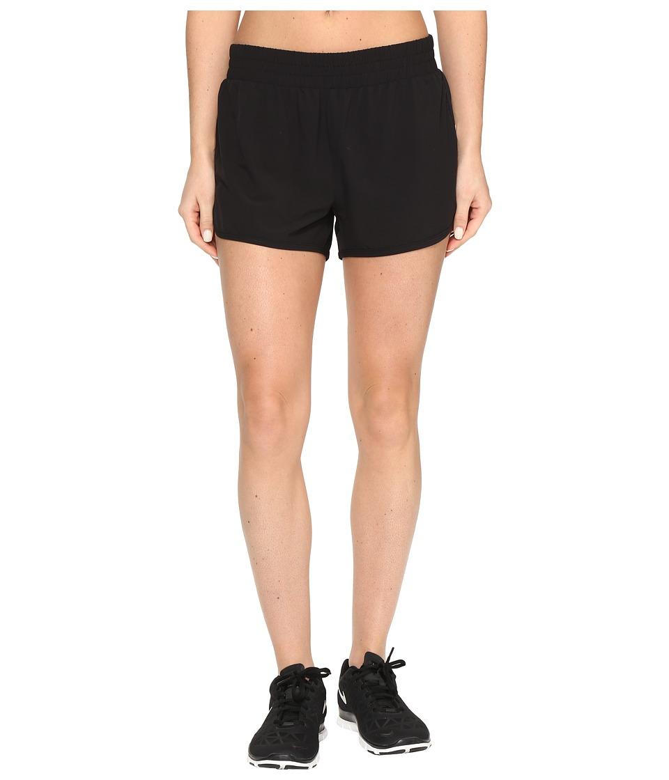 Soybu - Marathon Running Shorts (Black) Women's Shorts