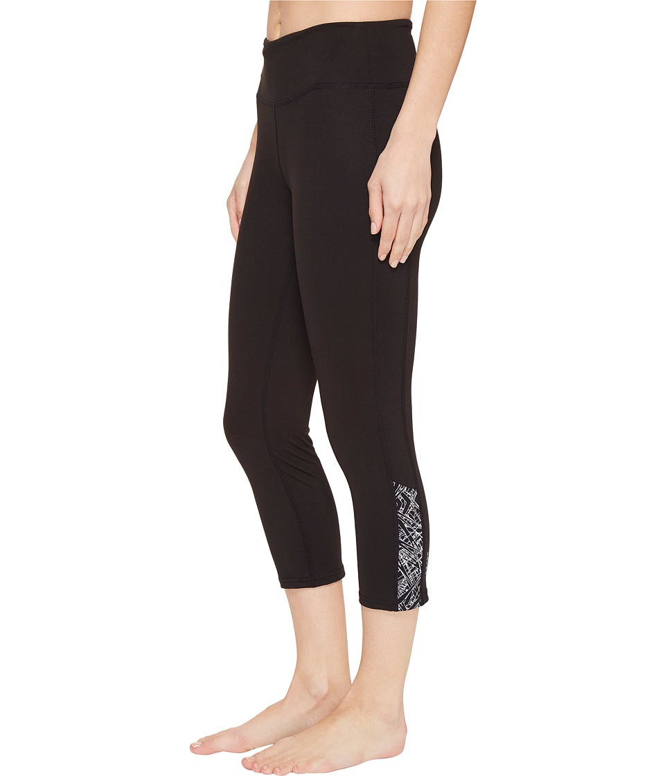 Soybu Steel Core Capris (Supernova) Women