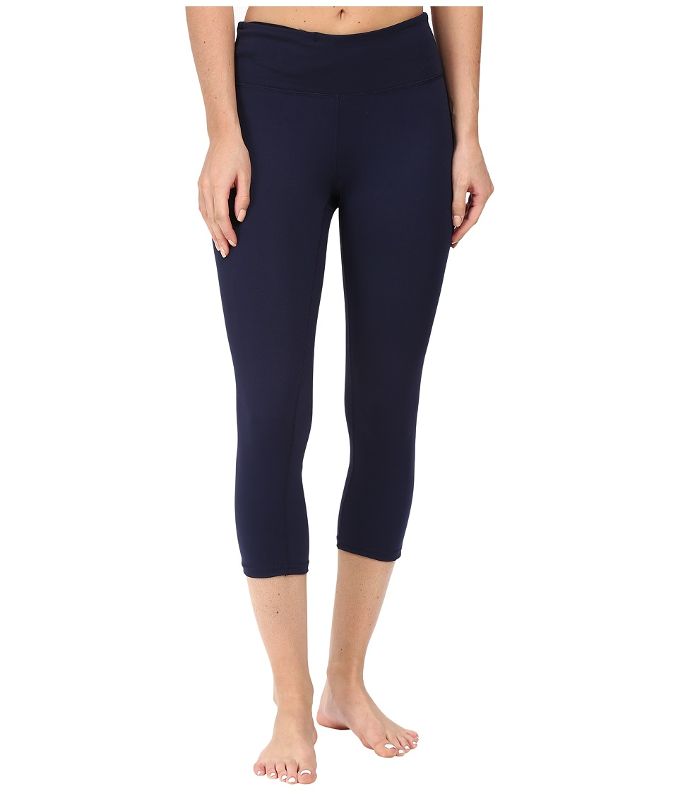 Soybu Steel Core Capris (Tempest) Women
