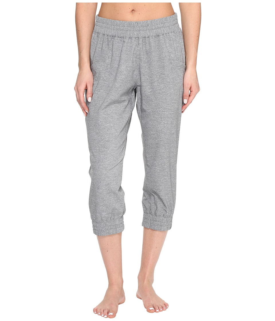 Soybu Skim Capris (Grey Heather) Women