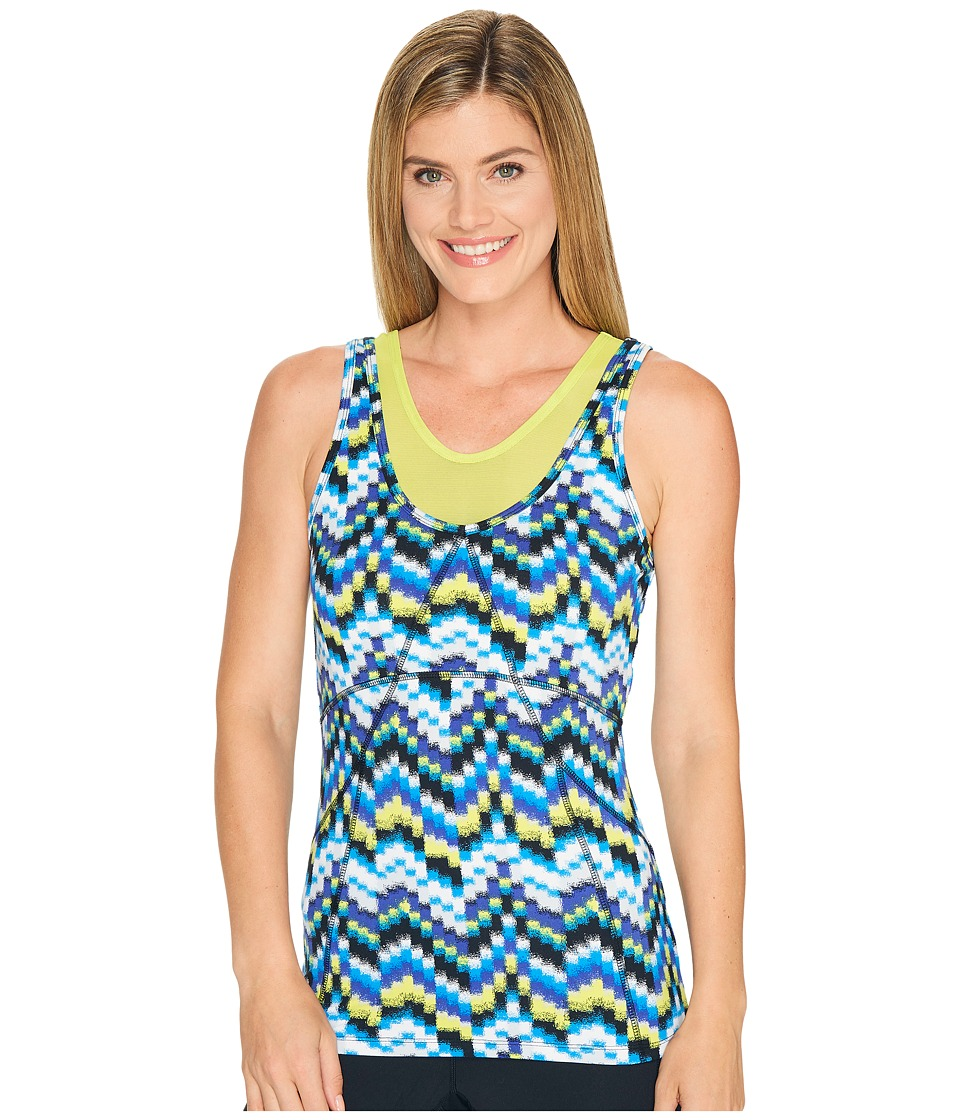 Soybu - Trace Tank Top (Amp Wave) Women's Sleeveless