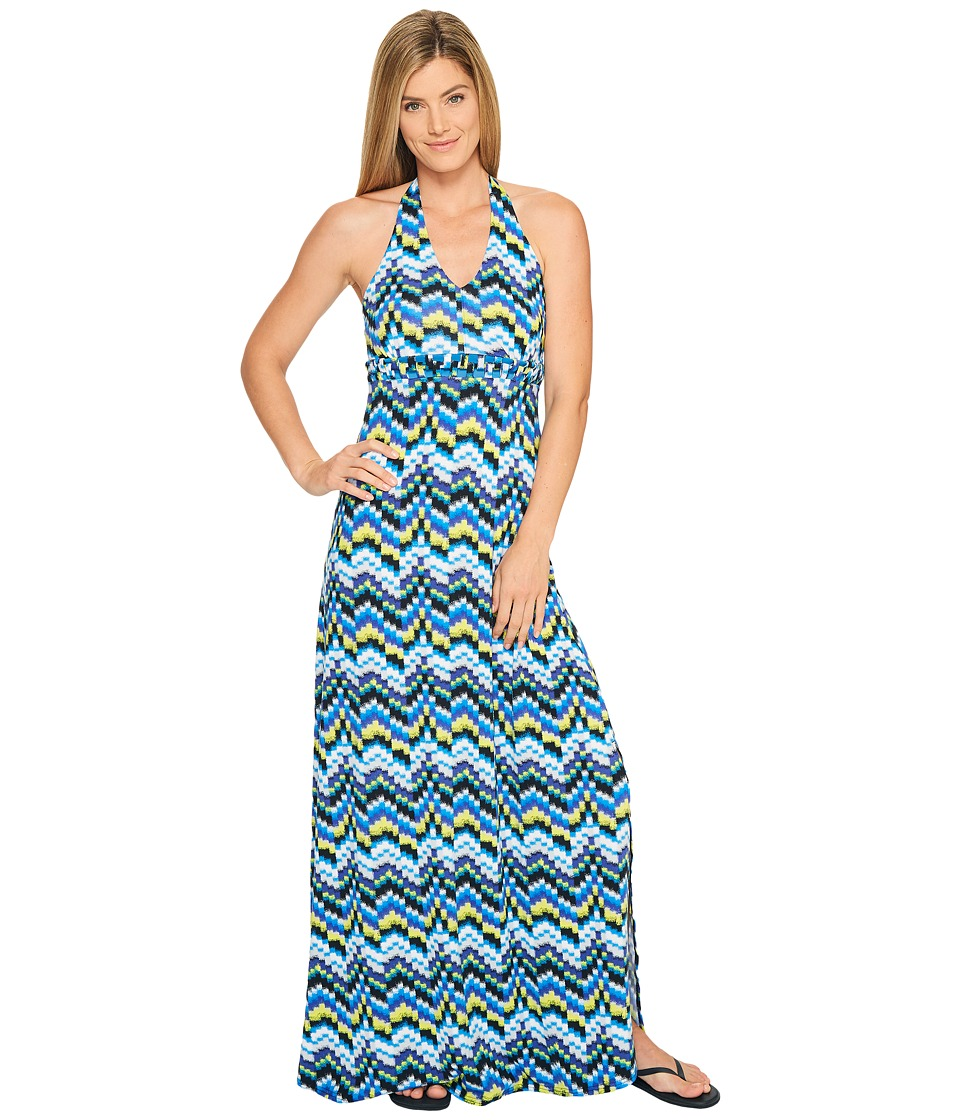 Soybu - Boardwalk Maxi (Amp Wave) Women's Dress