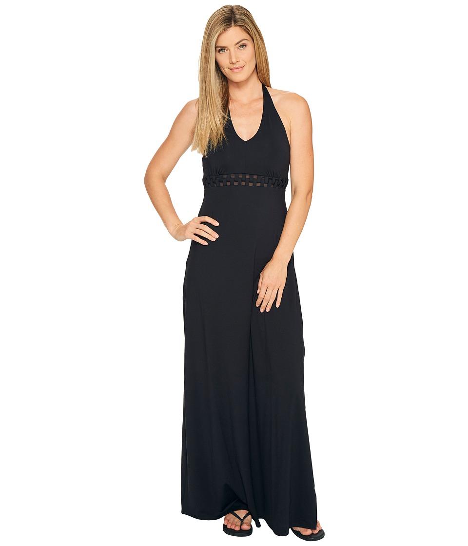 Soybu - Boardwalk Maxi (Black) Women's Dress