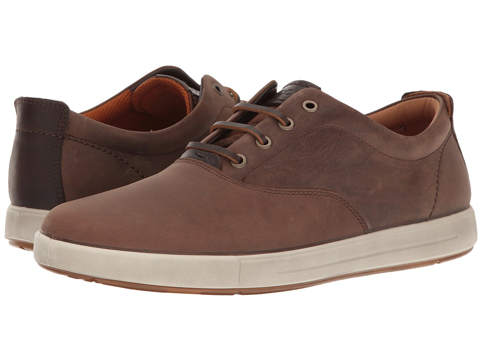 ECCO - Eisner (Cocoa Brown/Coffee) Men's Shoes