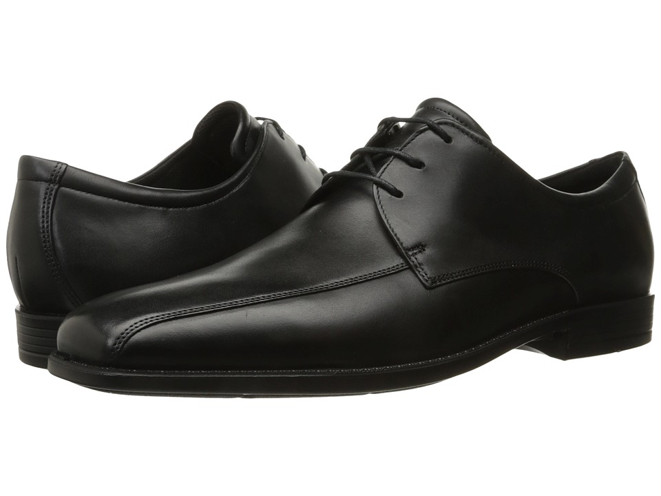 ECCO - Edinburgh Modern Tie (Black) Men's Shoes