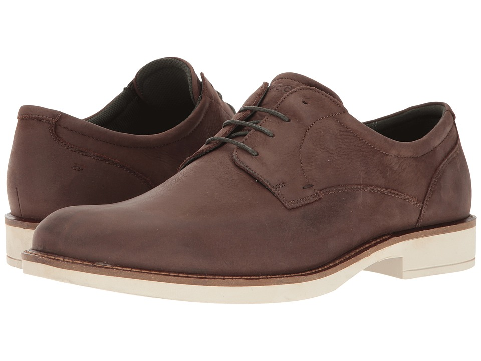 ECCO - Biarritz (Coffee) Men's Shoes