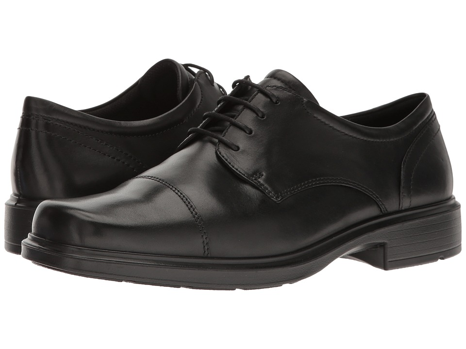ECCO - Helsinki (Black) Men's Shoes