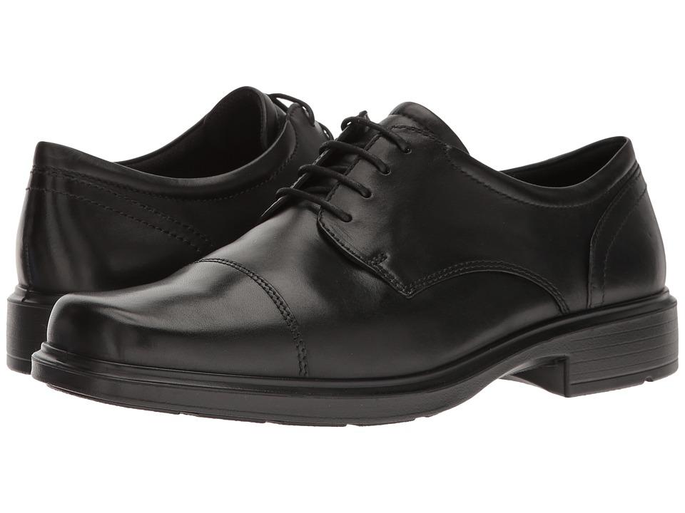 ECCO - Helsinki (Black) Men's Shoes