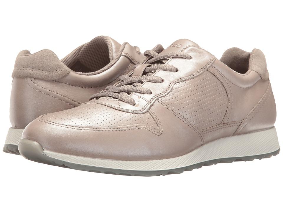 ECCO - Sneak (Moon Rock Silver/Moon Rock) Women's Shoes