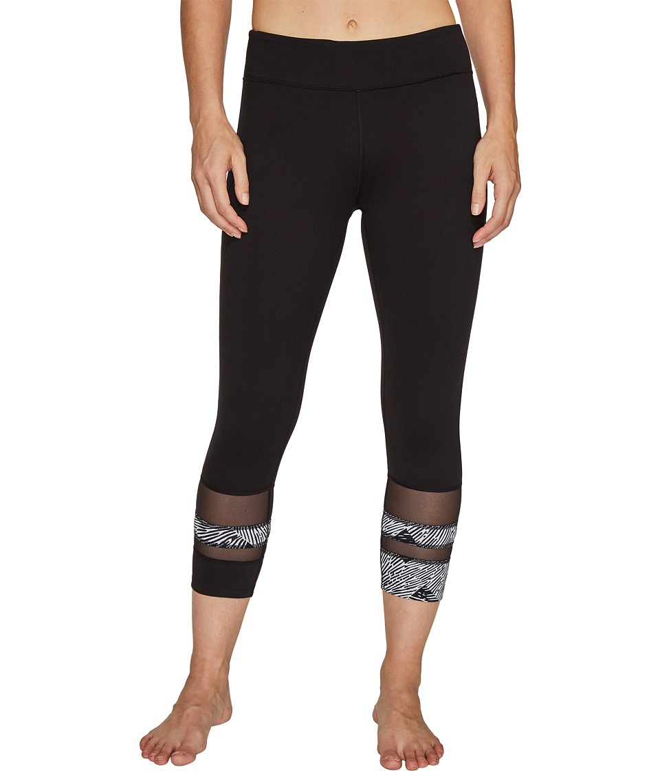Soybu Long Board Capris (Reef) Women