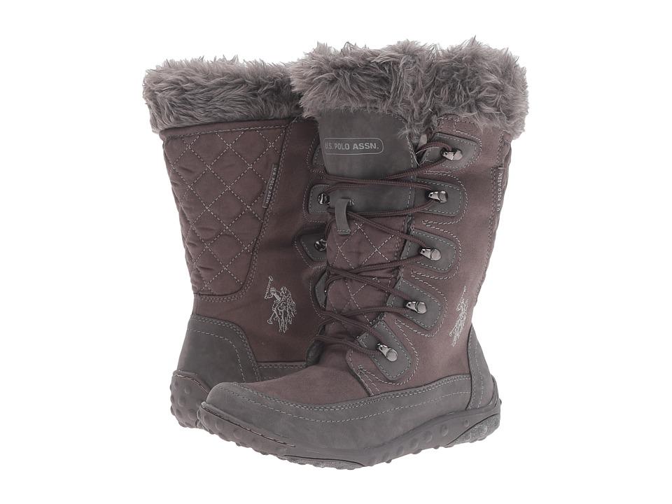 U.S. POLO ASSN. - Abbey (Grey) Women's Boots