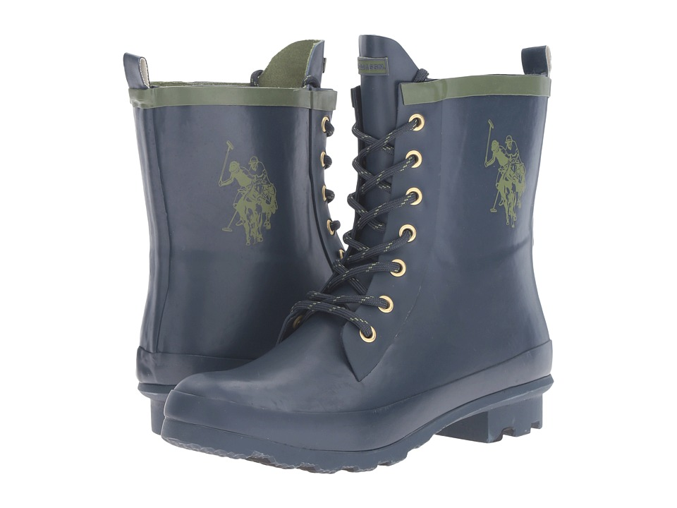 U.S. POLO ASSN. Jacky (Navy/Olive) Women