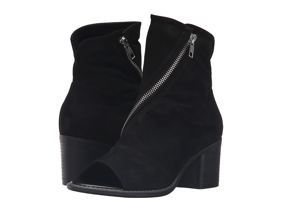 Summit by White Mountain - Fantasia (Black Suede) High Heels