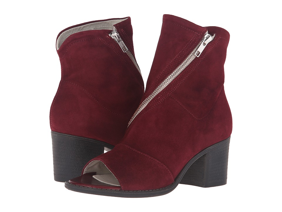 Summit by White Mountain - Fantasia (Bordeaux Suede) High Heels