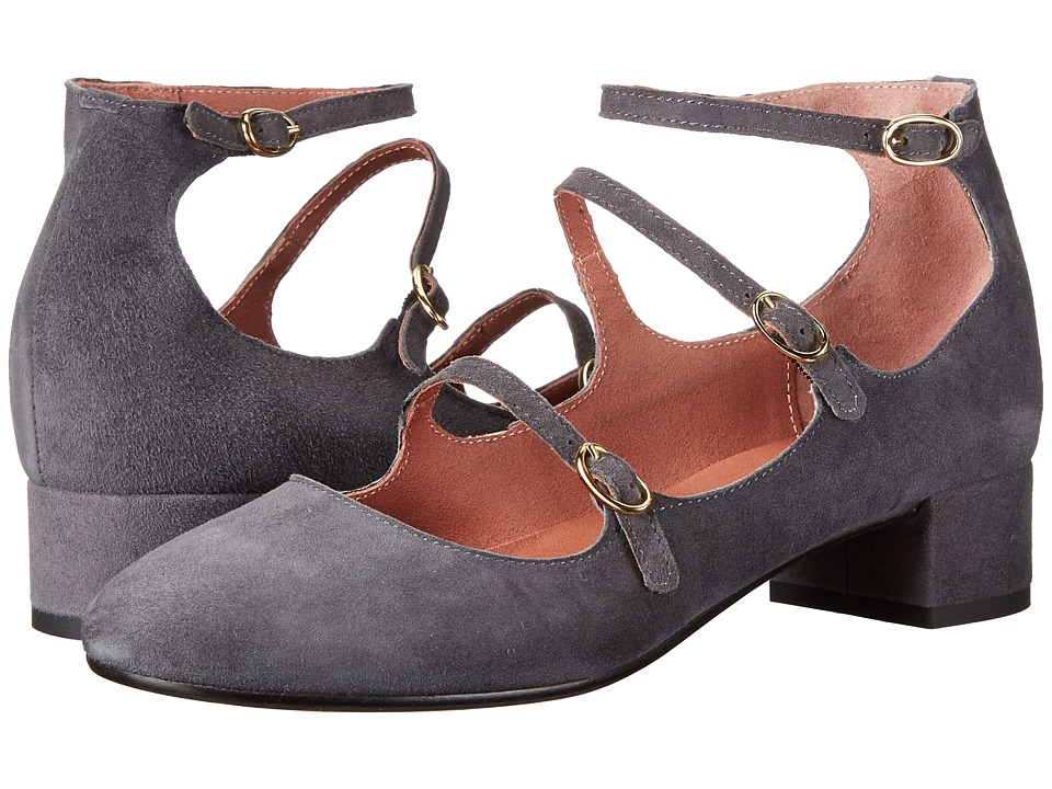 Summit by White Mountain - Myrlie (Grey Suede) Women's Shoes