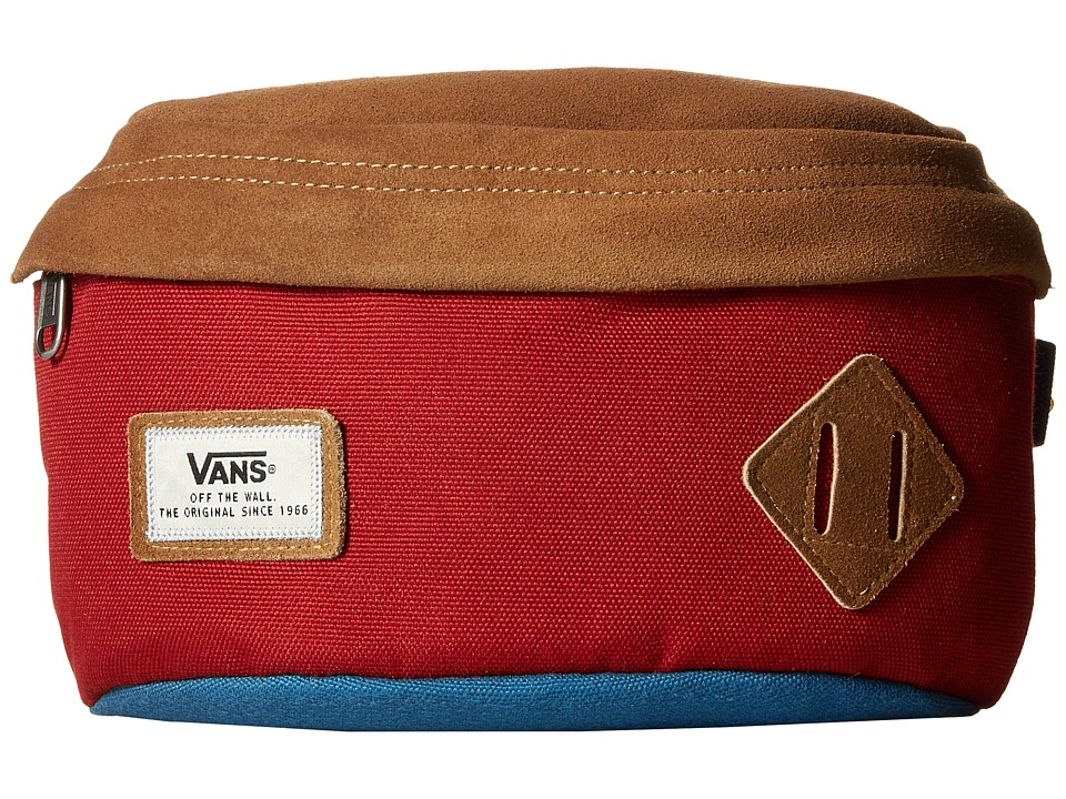 Vans - Aliso Hip Pack (Red Dahlia) Bags