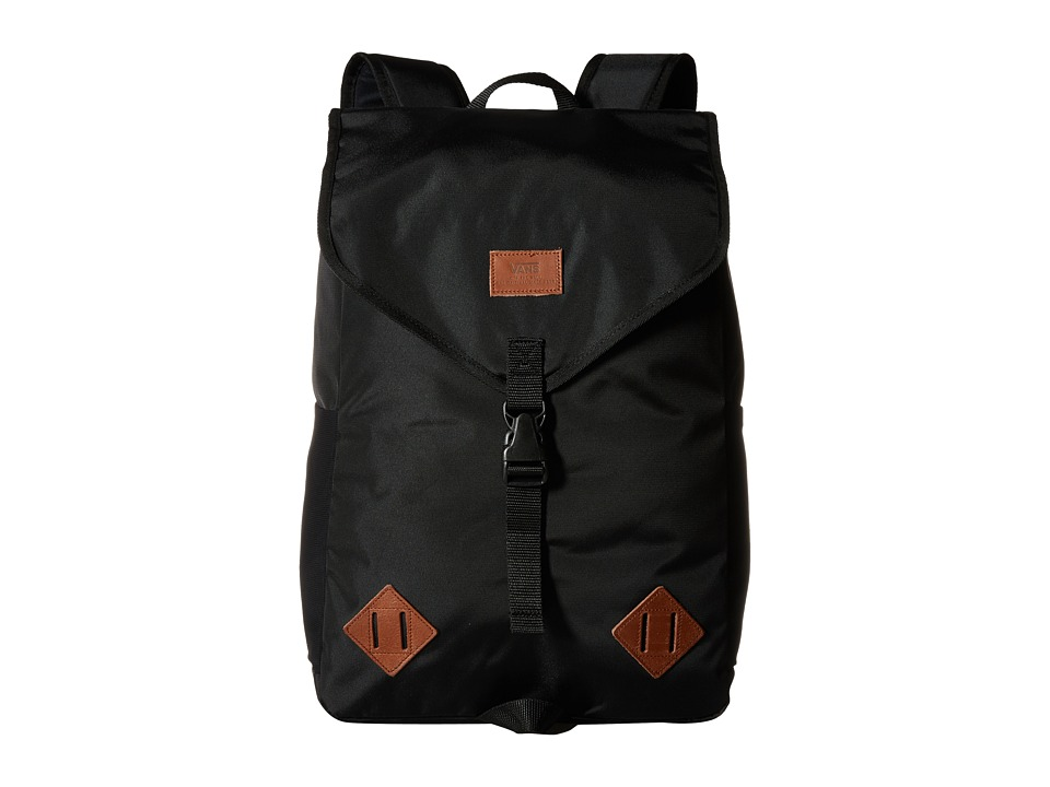 Vans - Veer Backpack (True Black) Backpack Bags