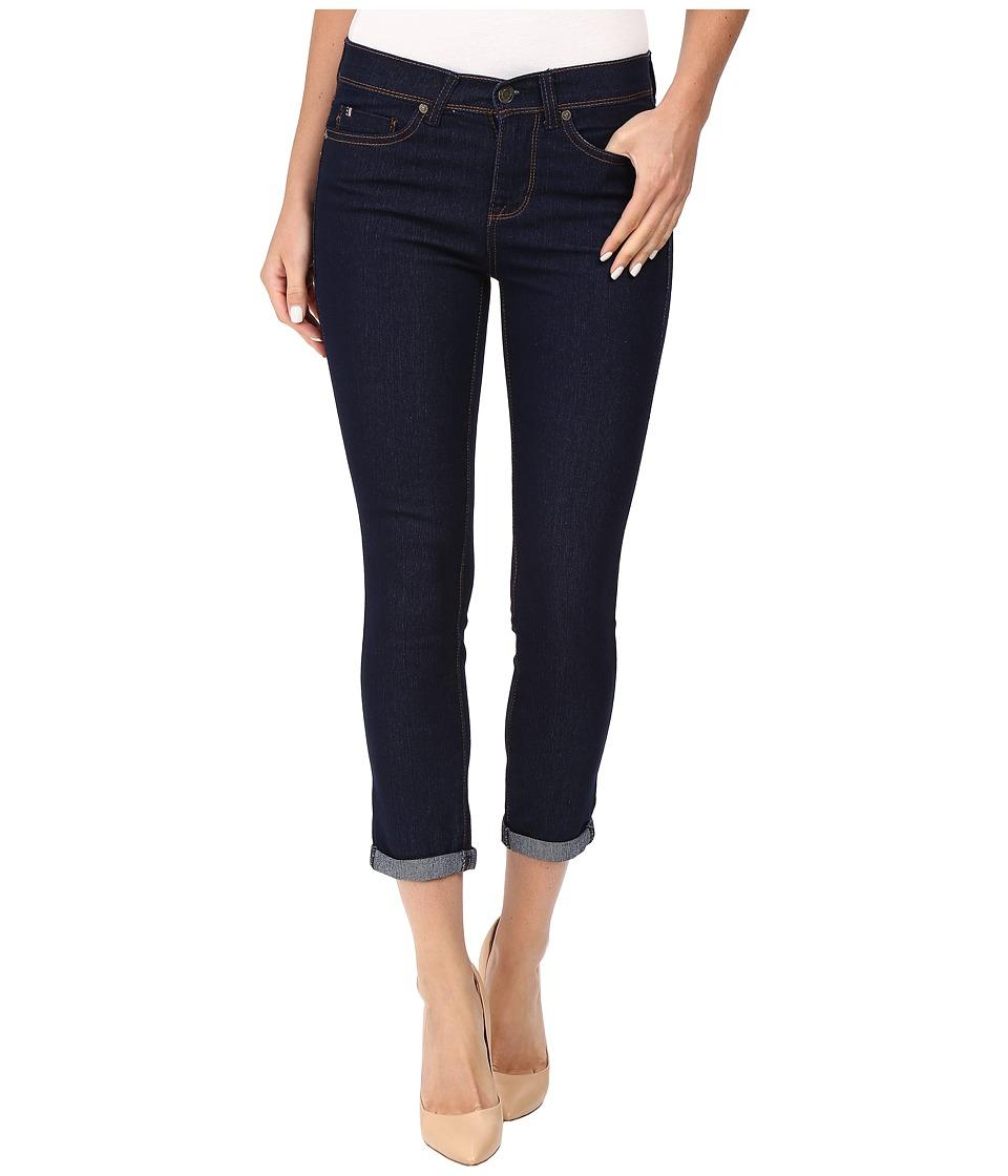 U.S. POLO ASSN. - Darlington Skinny Capri Jeans in Indigo Rinse (Indigo Rinse) Women's Jeans