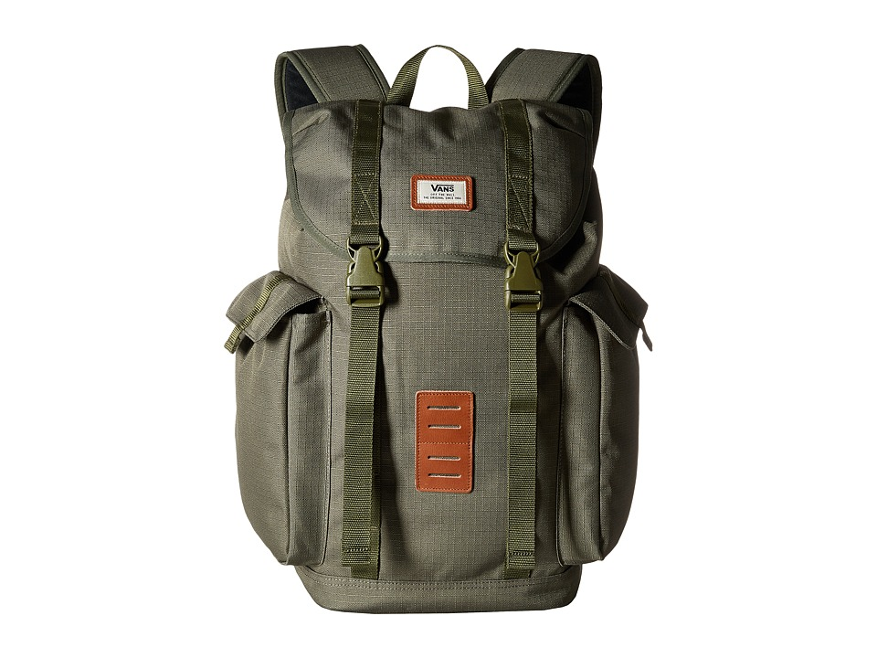 Vans - Off The Wall Backpack (Grape Leaf) Backpack Bags