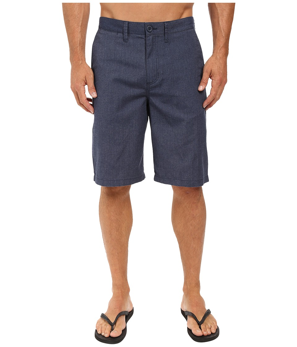 Vans - Dewitt Walkshort (Dress Blues Heather) Men's Shorts