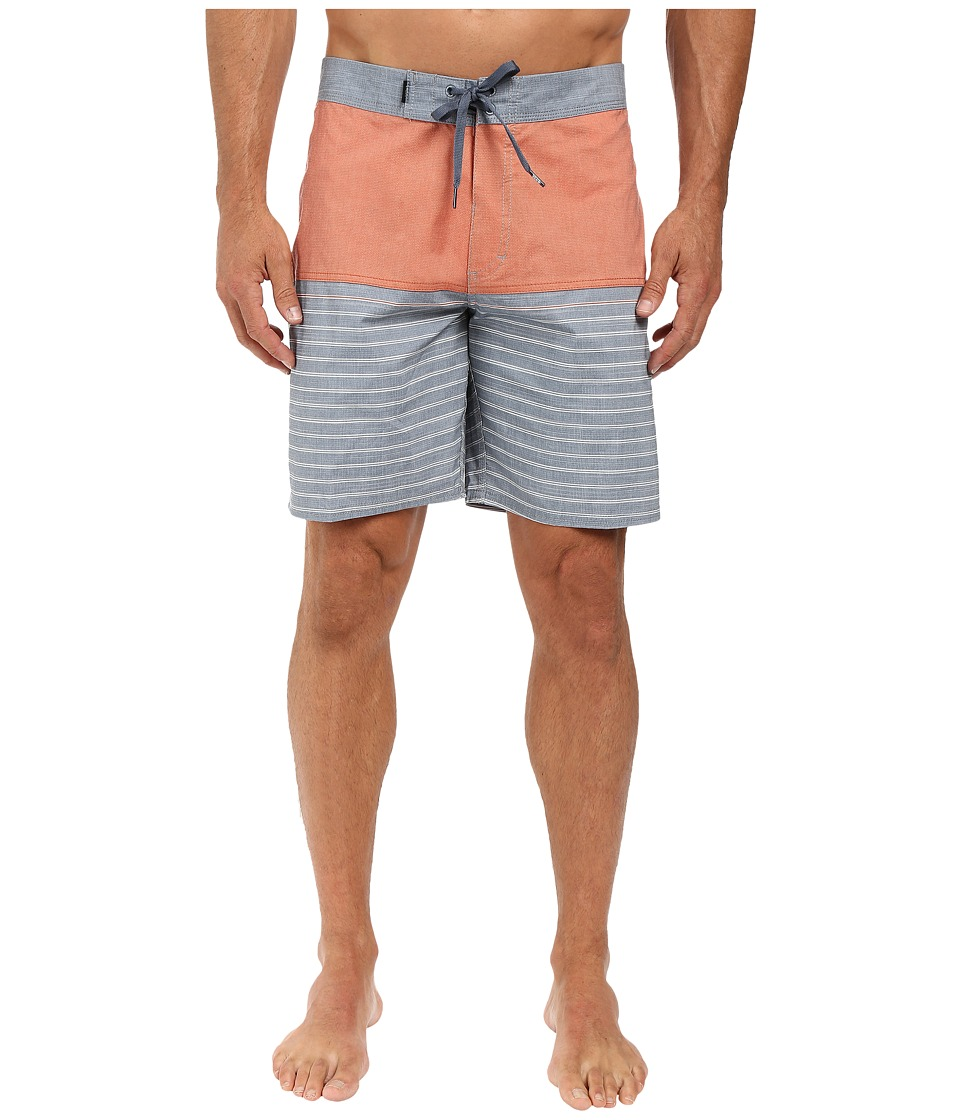 Vans - Drainer Boardshorts (Blue Mirage) Men's Swimwear