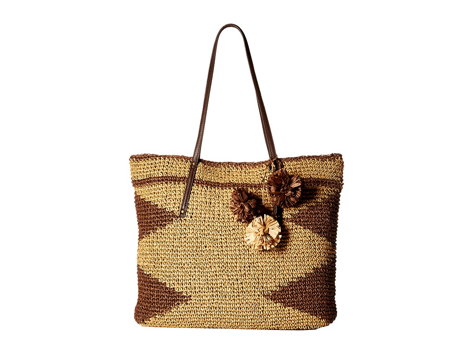 Lucky Brand - Cabo Tote (Neutral) Tote Handbags