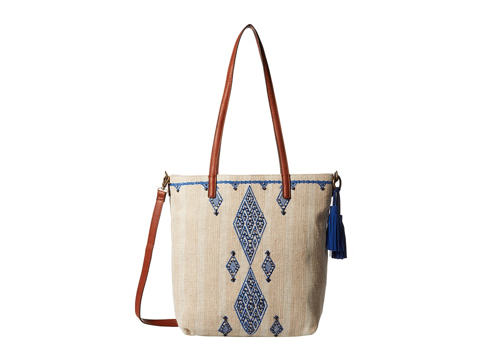 Lucky Brand - Maui Tote (Natural) Tote Handbags