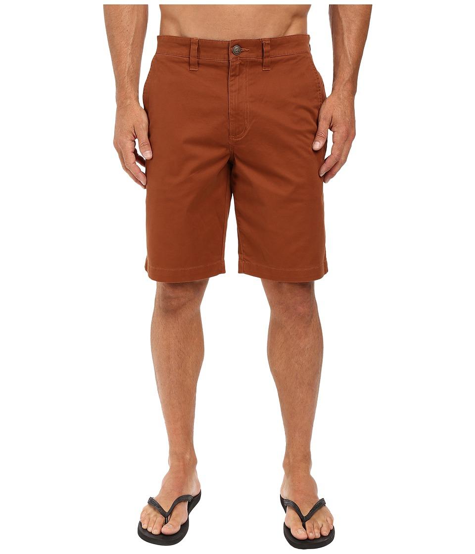 Vans - Bedford Walkshorts (Tortoise) Men's Shorts