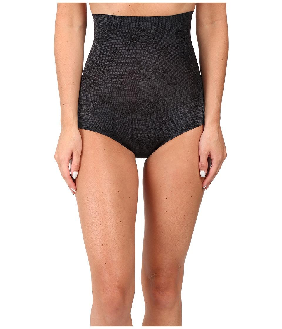 Spanx - Pretty Smart High Waisted Brief (Spanx Lace Steel) Women's Underwear