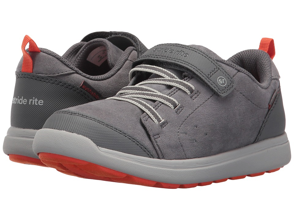 Stride Rite - Made 2 Play Bonde (Little Kid) (Grey) Boy's Shoes