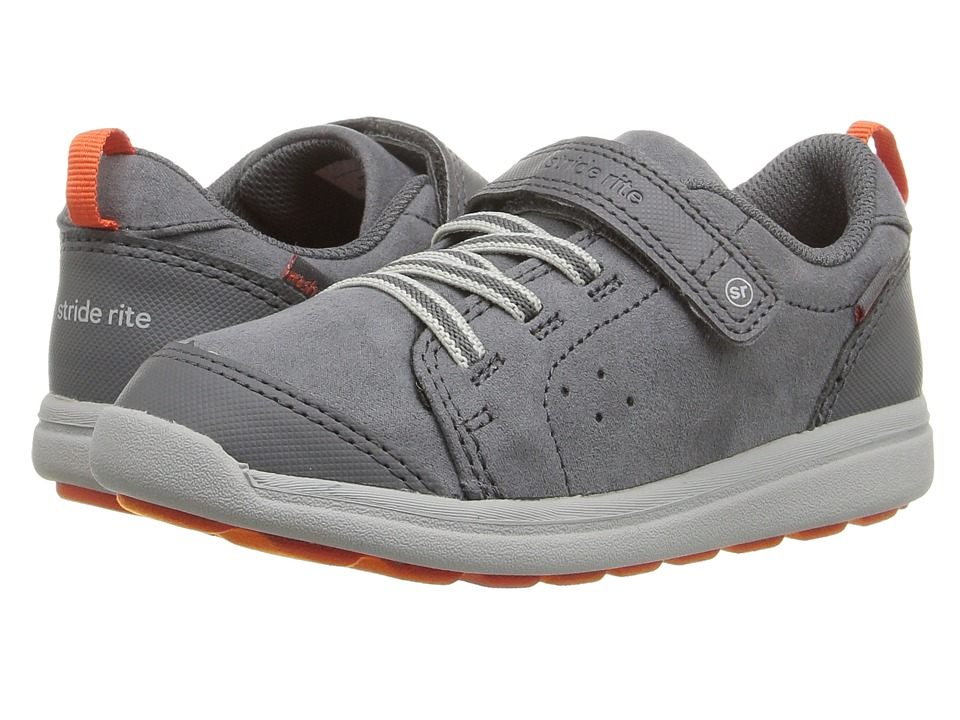 Stride Rite - Made 2 Play Bonde (Toddler) (Grey) Boy's Shoes