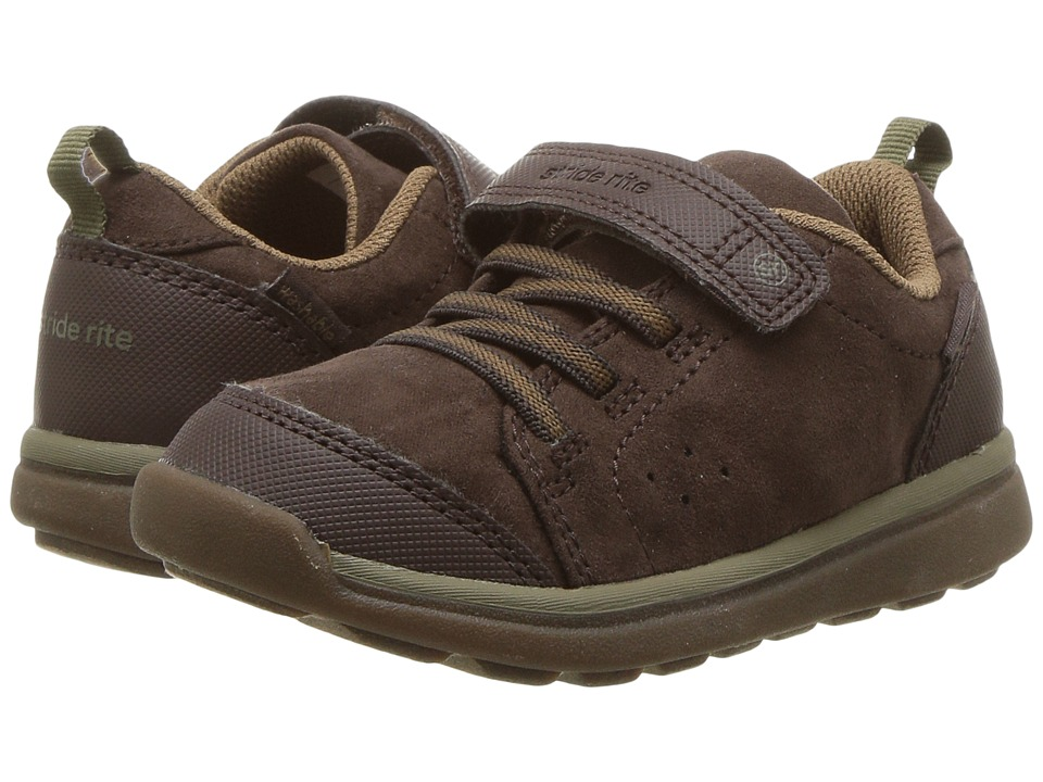 Stride Rite - Made 2 Play Bonde (Toddler) (Brown) Boy's Shoes