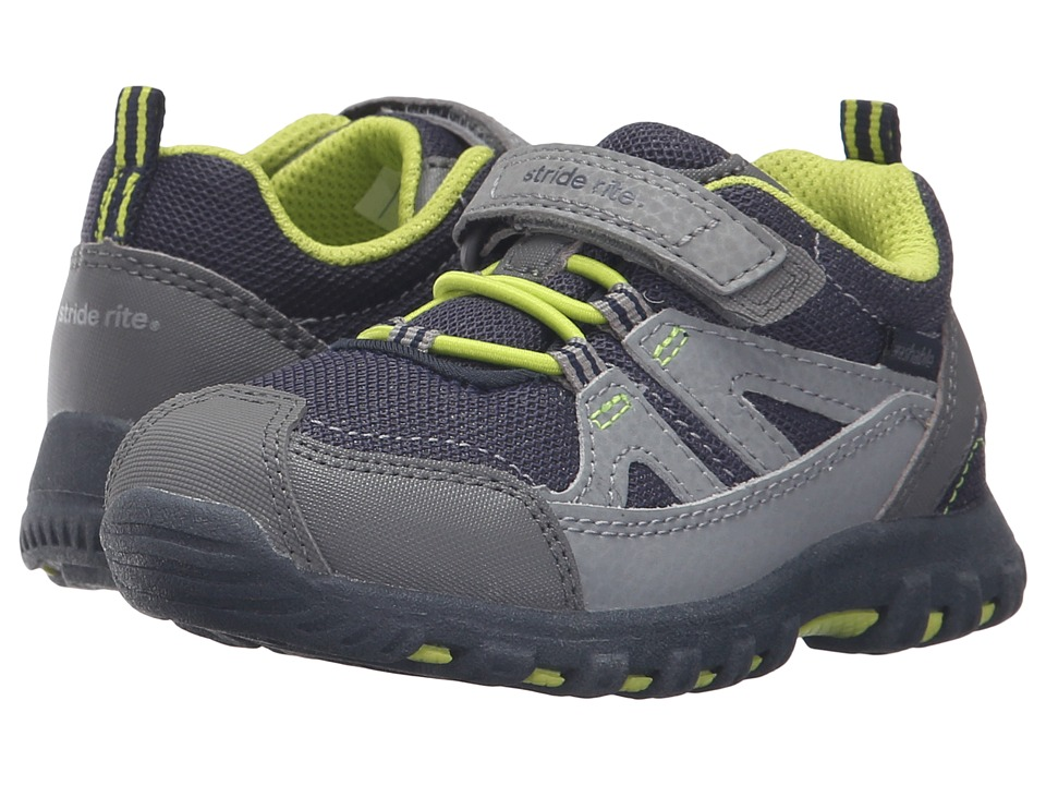 Stride Rite - Made 2 Play Damon (Toddler) (Navy) Boy's Shoes