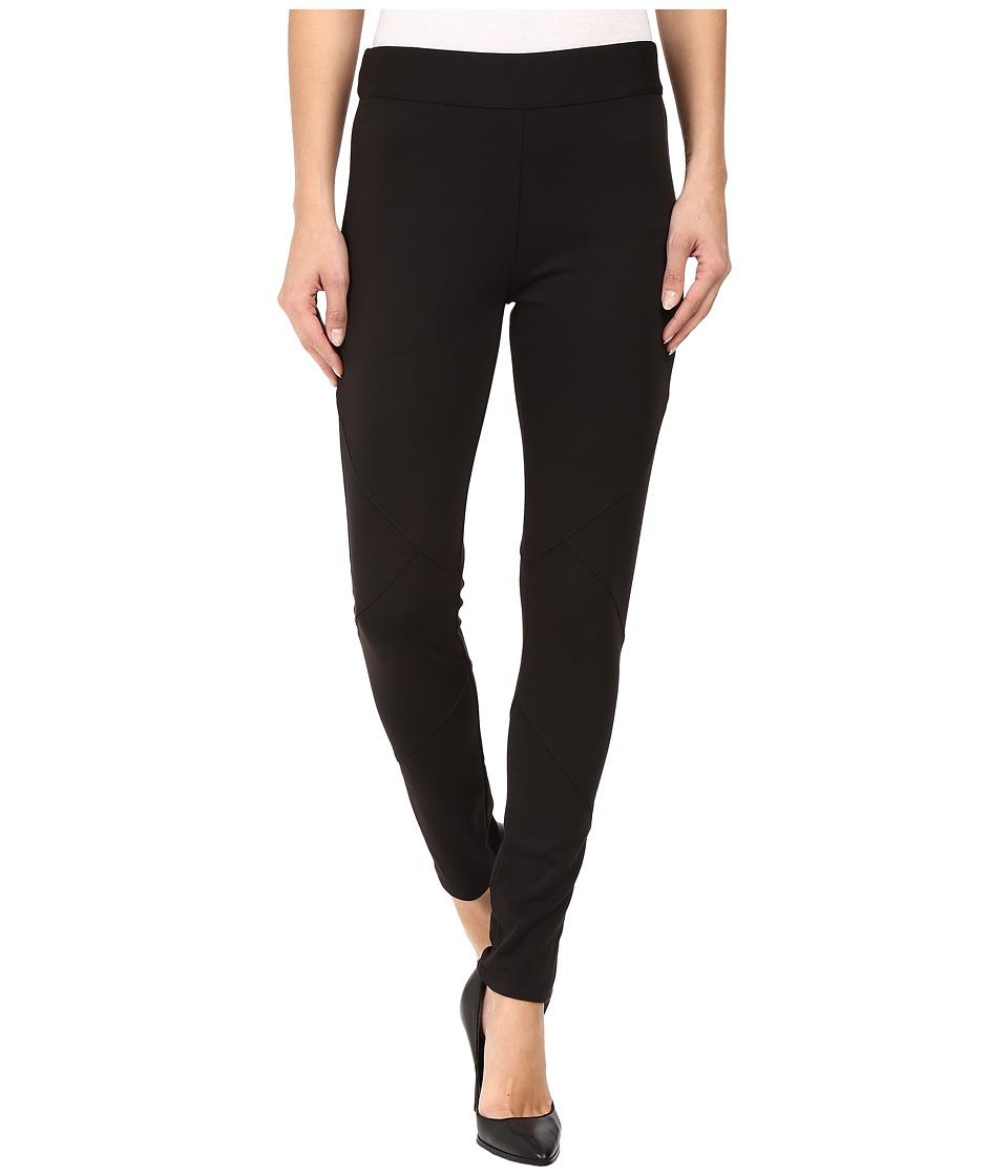 CATHERINE Catherine Malandrino - Leggings with Seam Detail (Blackbird) Women's Casual Pants