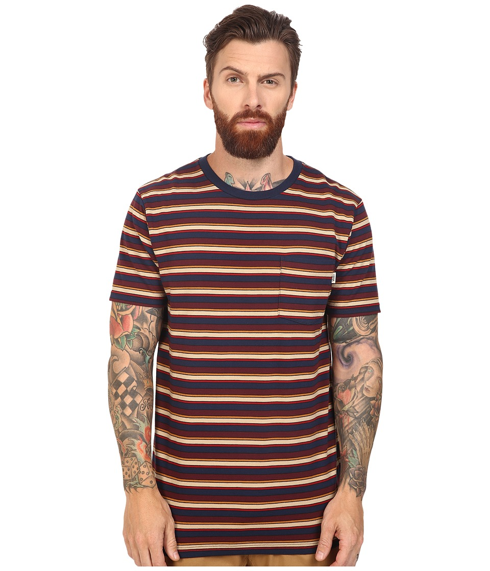 Vans - Kemplin Crew (Port Royale) Men's Clothing