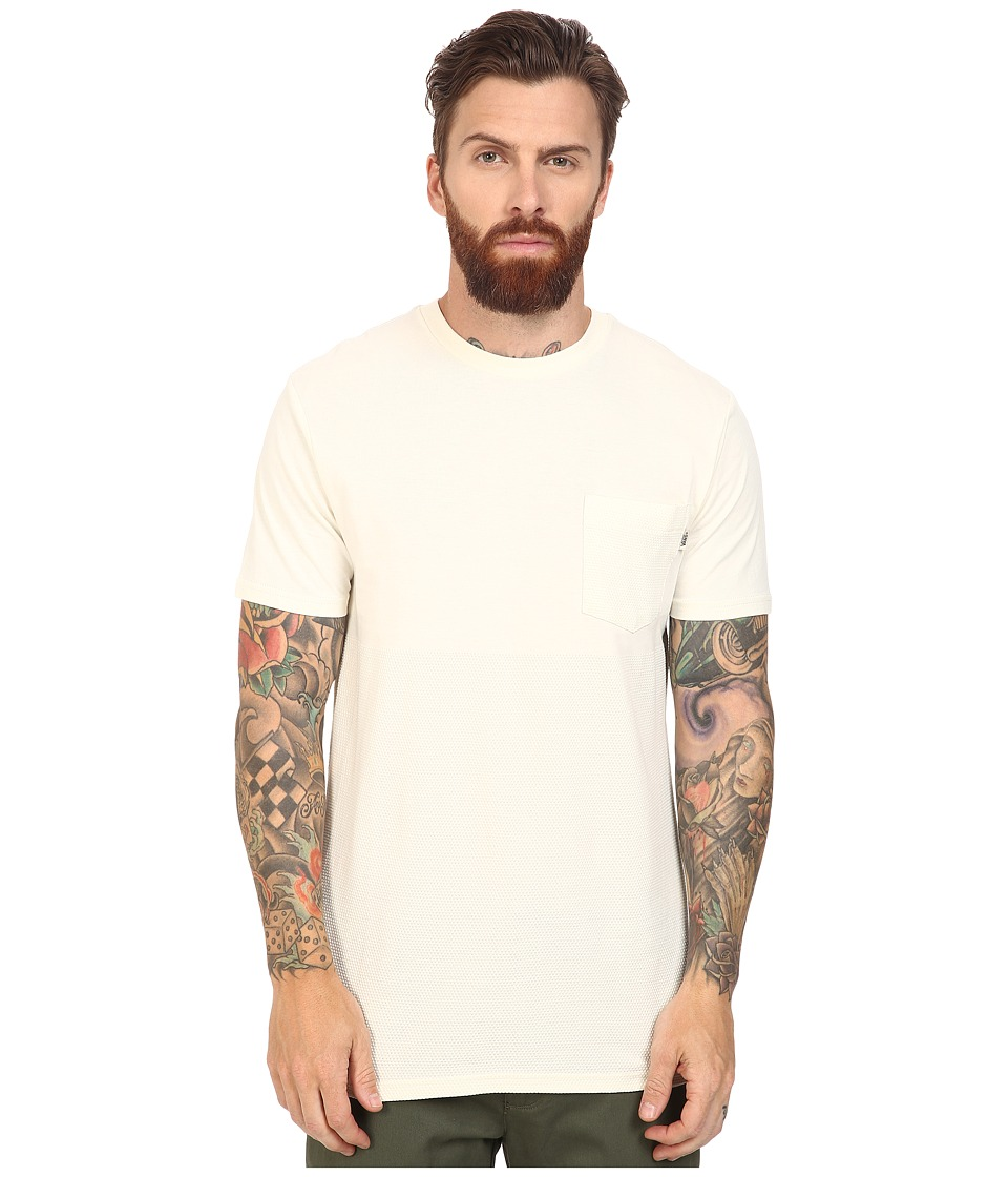 Vans - Granger Crew (Marshmallow) Men's Clothing