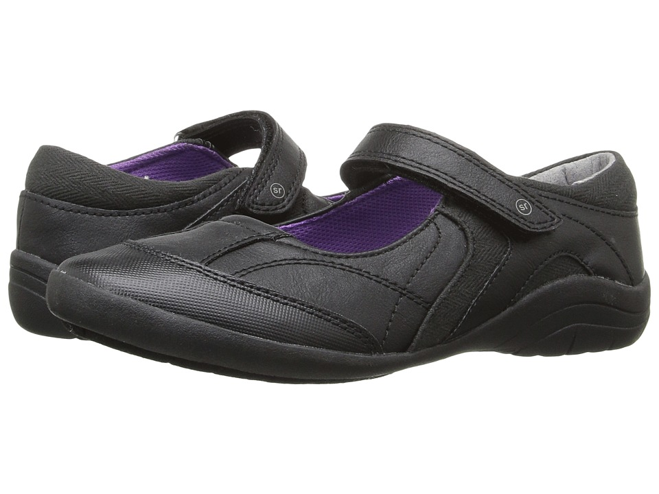 Stride Rite - Gracie (Little Kid/Big Kid) (Black) Girl's Shoes