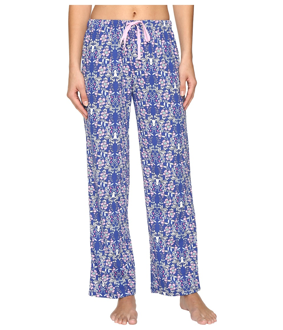 Jockey - Printed Long Pants (Winter Woodland) Women's Pajama