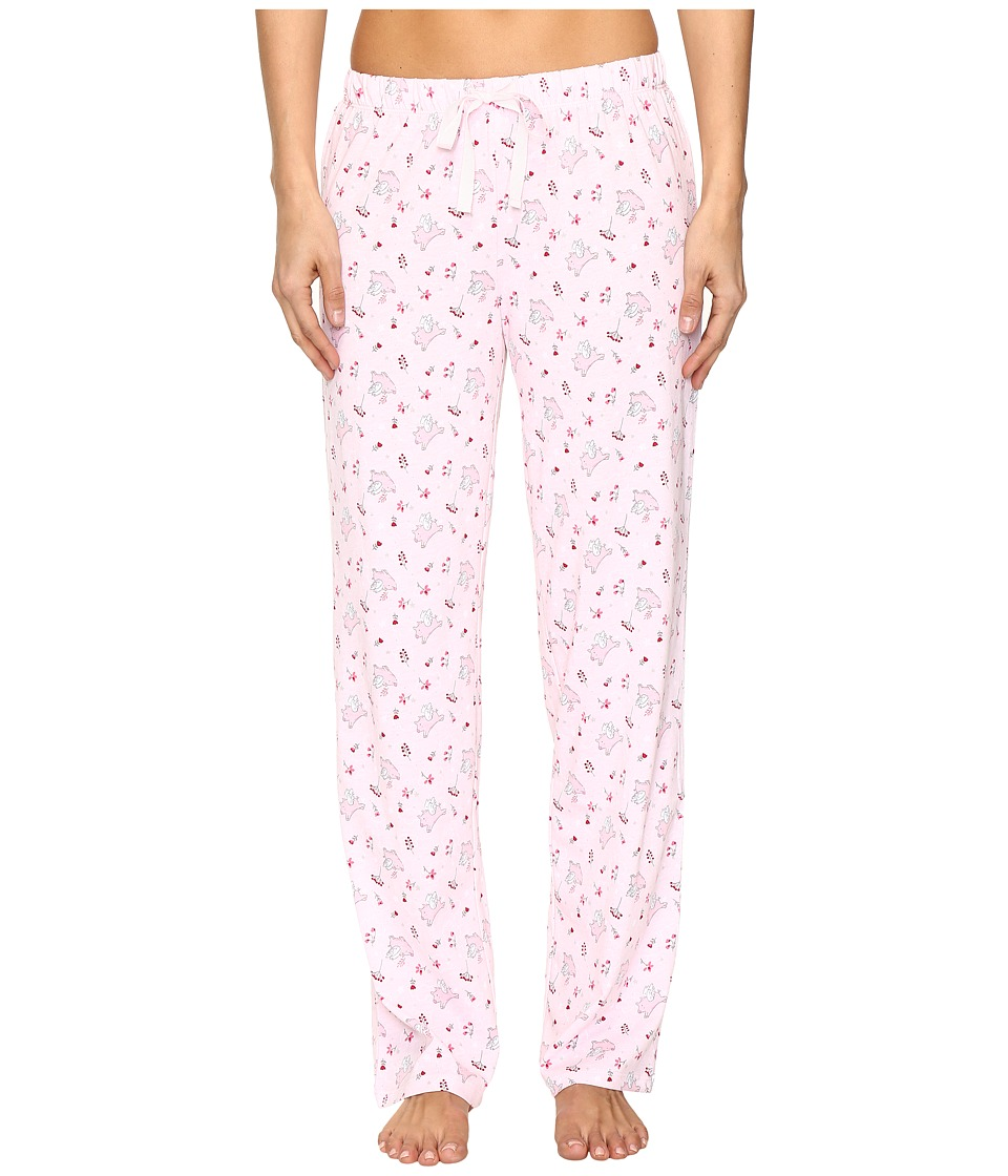 Jockey - Printed Long Pants (When Pigs Fly) Women's Pajama