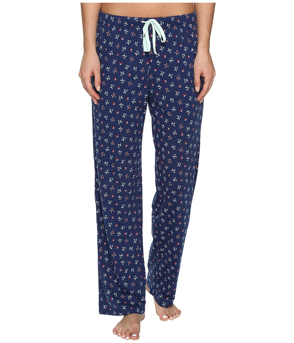 Jockey - Printed Long Pants (Mistletoe) Women's Pajama