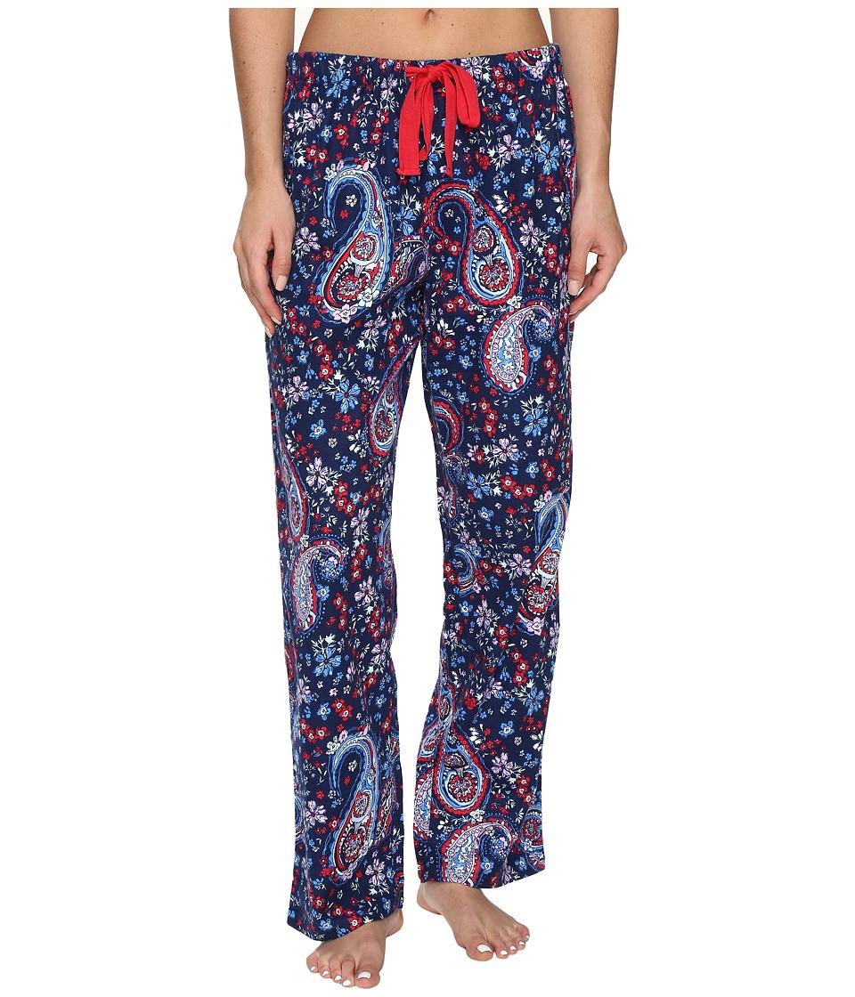 Jockey - Flannel Long Pants (Holiday Paisley) Women's Pajama