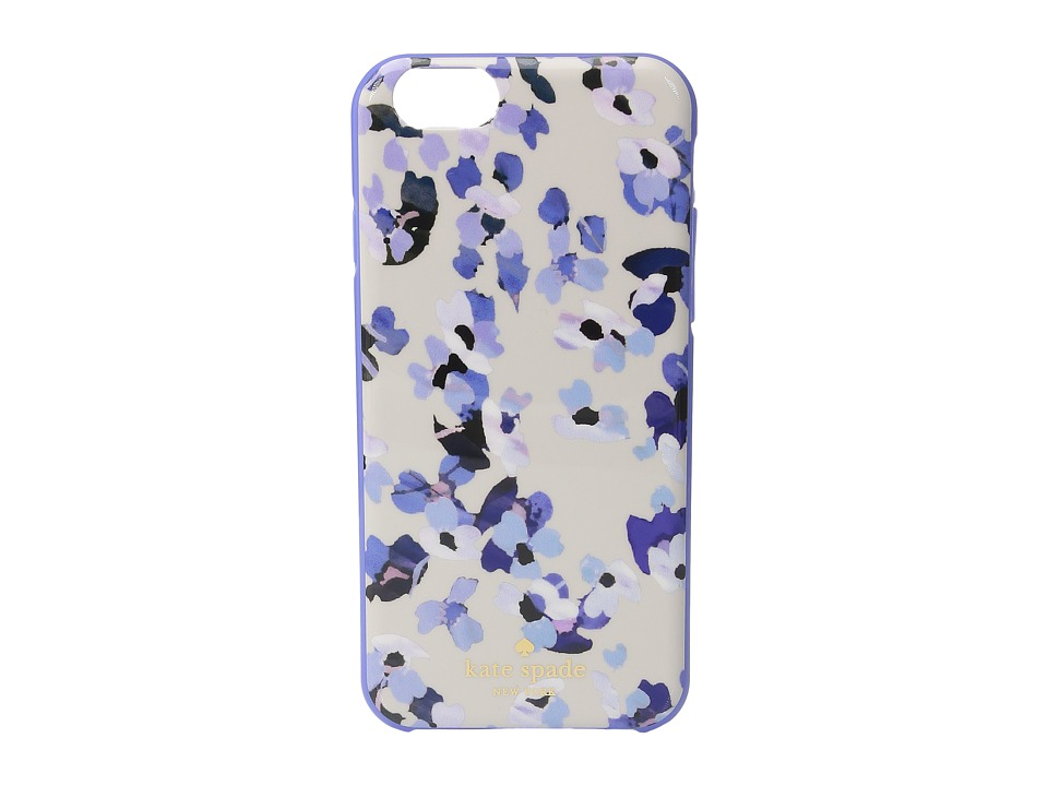 Kate Spade New York - Scattered Hydrangea Phone Case for iPhone 6 (Purple Multi) Cell Phone Case