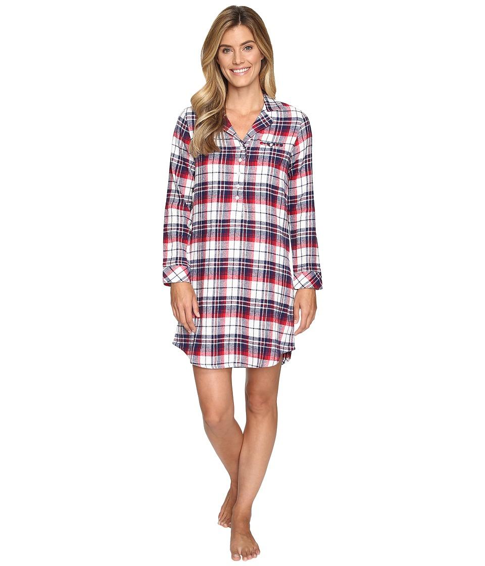 Women 39 s long pajama sleepshirts nightshirts for Women s flannel sleep shirt
