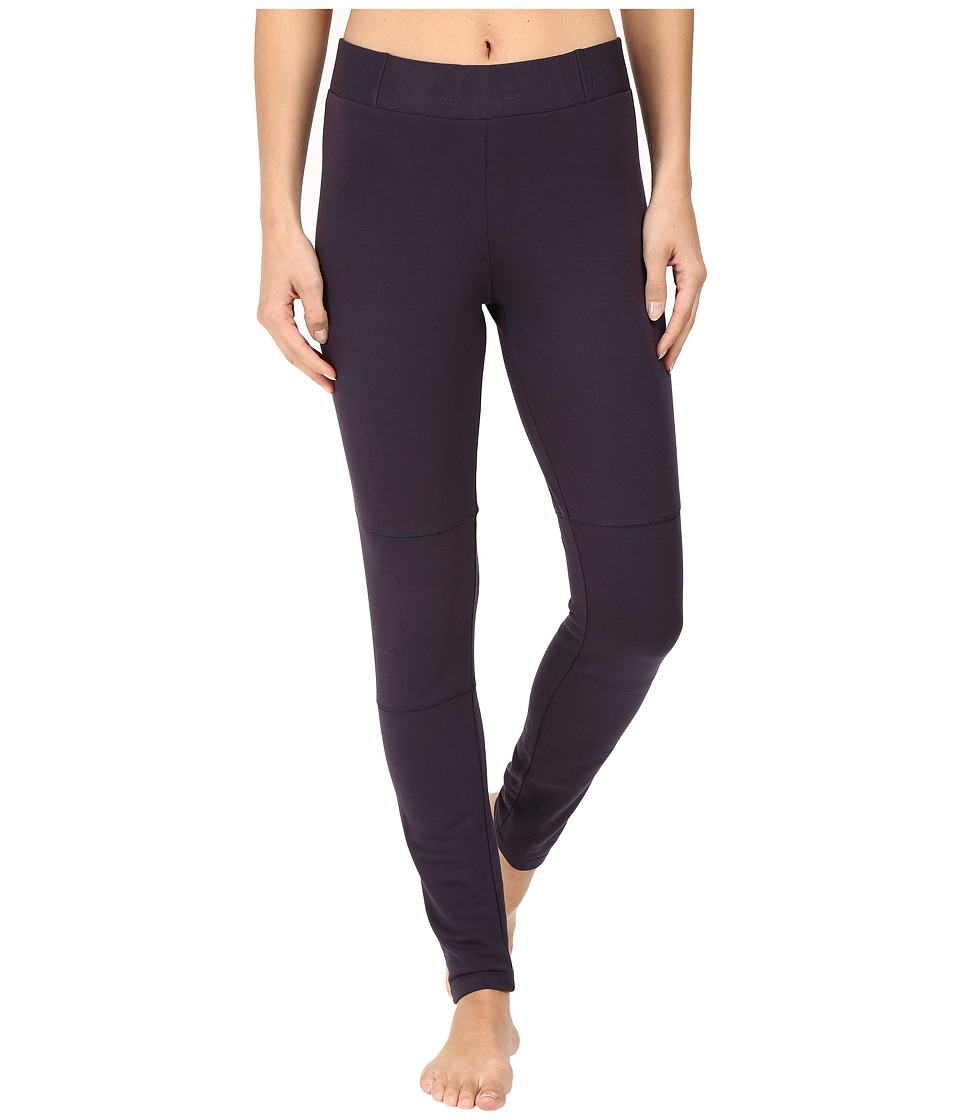 Midnight by Carole Hochman - Lounge French Terry Leggings (Slate) Women's Pajama