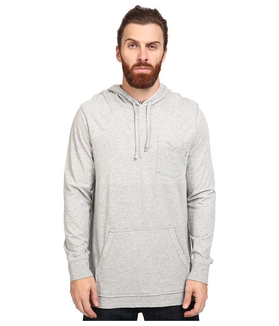 Vans - Bowen Jersey Pullover (Cement Heather) Men's Clothing