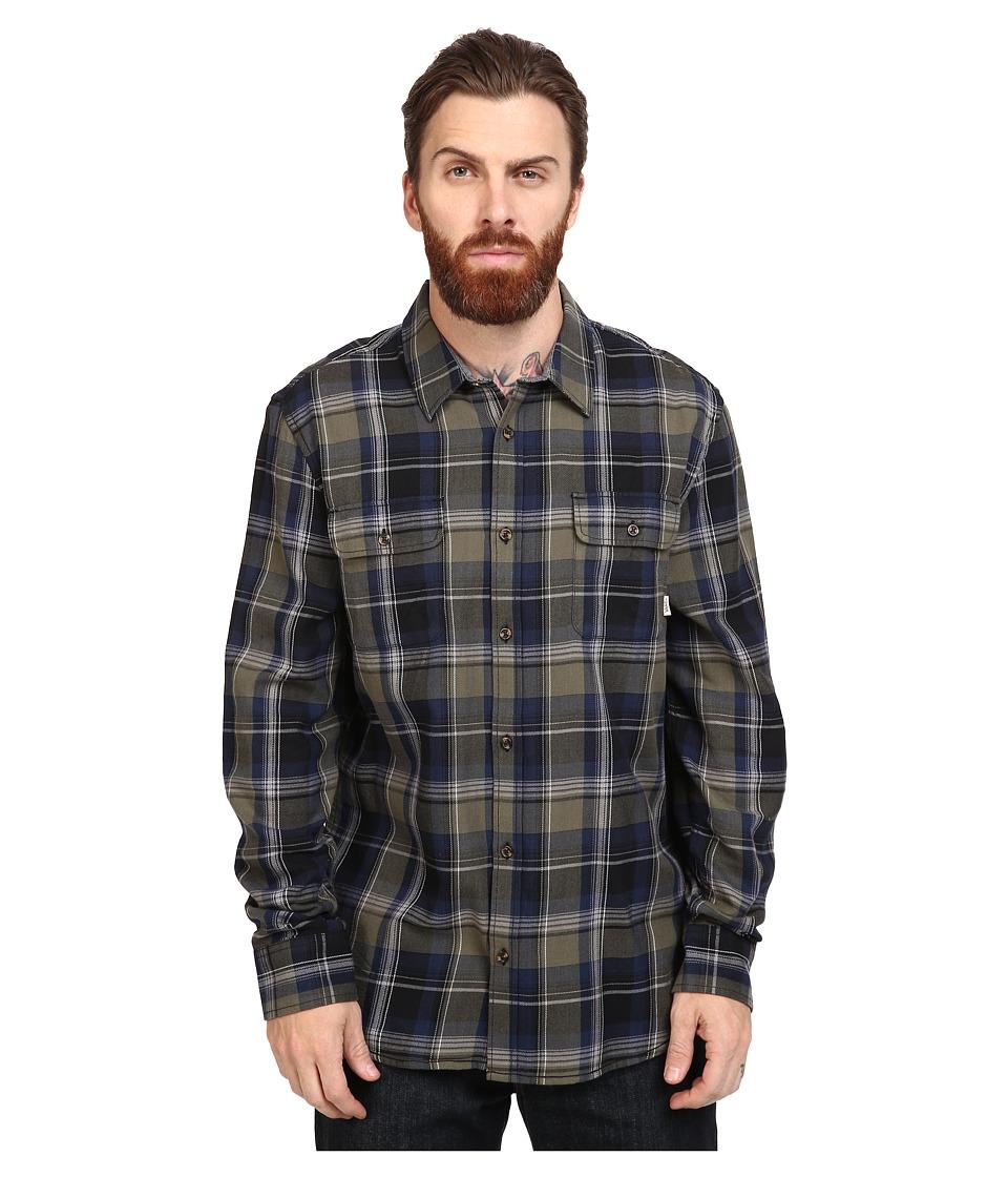 Vans - Elm (Grape Leaf/Black) Men's Clothing
