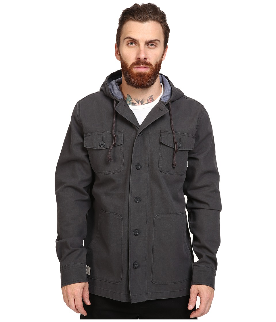 Vans - Lismore Jacket (New Charcoal) Men's Coat