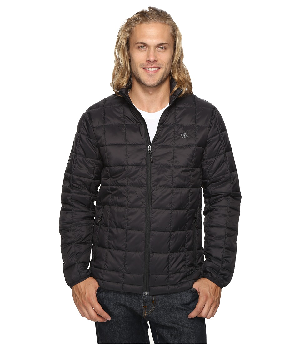 Volcom - Volpofer Primaloft Jacket (Black) Men's Coat