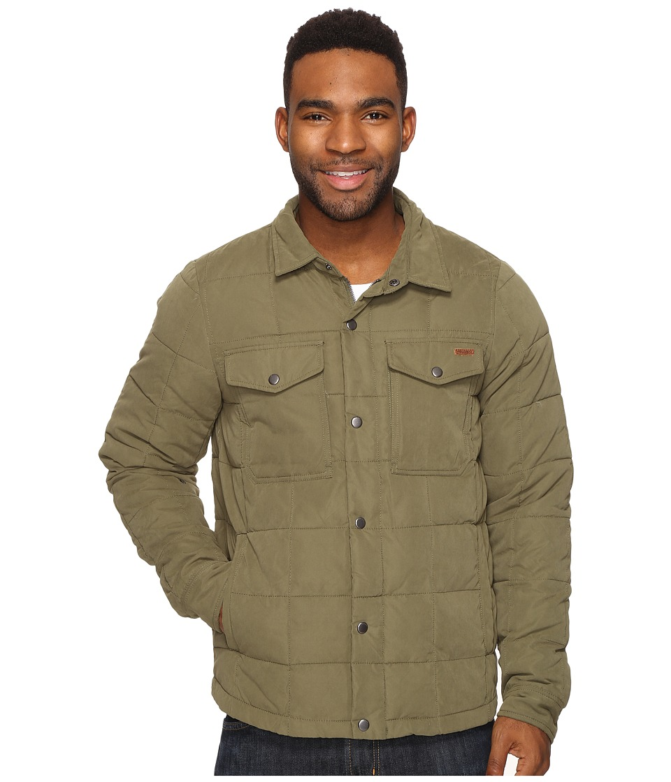 Volcom - Fleming Jacket (Military) Men's Coat