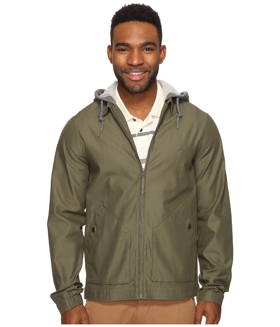 Volcom - Warren Jacket (Military) Men's Coat